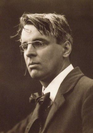 Photo of W.B. Yeats